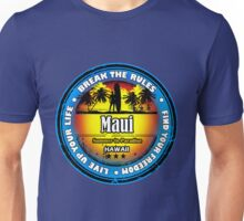 Longer Night..Fun Day At The Beach Unisex T-Shirt