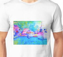 Roseville Marina Sydney Australia Unisex T-Shirt