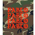 Kanye West Pablo Camo by mdsqgrdn