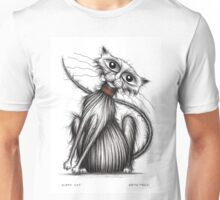 Zippy cat Unisex T-Shirt