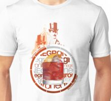 Negroni recipe Unisex T-Shirt