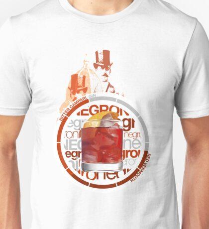Negroni recipe Unisex T-Shirt