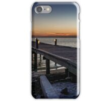 Early Cyclist iPhone Case/Skin