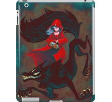 The Big Bad iPad Case/Skin