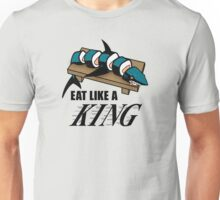 Eat Like a King (Light) Unisex T-Shirt