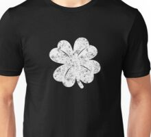 St Patricks Day Distressed Shamrock Vintage Classic T Shirt Unisex T-Shirt
