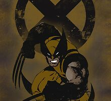Wolverine by hollyjanek