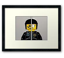 Good Cop - Bad Cop  Framed Print