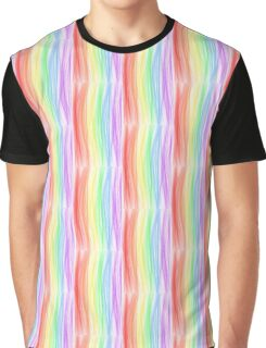Rainbow LGBTQ+ Graphic T-Shirt