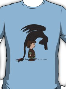 He's Your Dragon, Hiccup T-Shirt