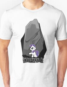 Rarity Destiny Unisex T-Shirt