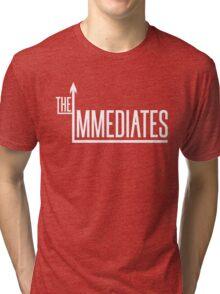 The Immediates Logo Tri-blend T-Shirt