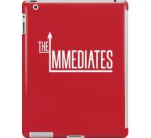 The Immediates Logo iPad Case/Skin
