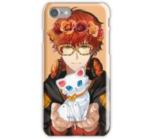 707 | Flower Crown iPhone Case/Skin