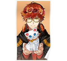 707 | Flower Crown Poster