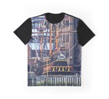 The Golden Hind Graphic T-Shirt