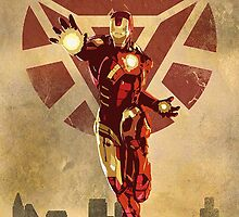 Iron Man by Holly Jane