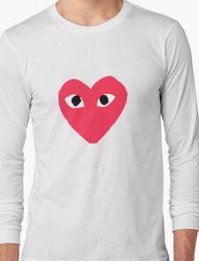 Comme des Garcon - Large/Center Long Sleeve T-Shirt