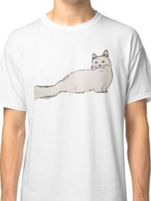 Le Sassy Cat Classic T-Shirt