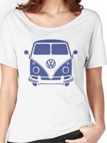 Retro VW Volks Wagon Camper Van Women's Relaxed Fit T-Shirt