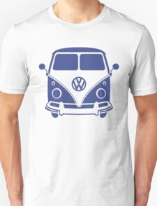 Retro VW Volks Wagon Camper Van Unisex T-Shirt