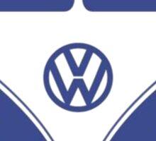 Retro VW Volks Wagon Camper Van Sticker