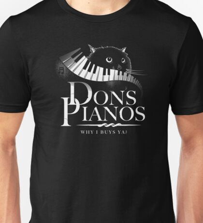 Dons Pianos T-Shirt