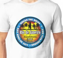 Get Wet and Fun In RJ Unisex T-Shirt