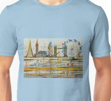 Cycle Super Highway Unisex T-Shirt
