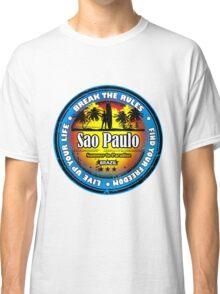 Sao Paulo Brazil Classic T-Shirt