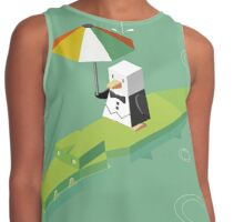 Lacoste and Penguin and Arnold Palmer  Contrast Tank