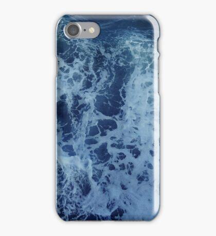 » bird's-eye view over the sea iPhone Case/Skin