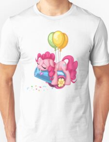 Pinkie Pie Party Pooped Unisex T-Shirt