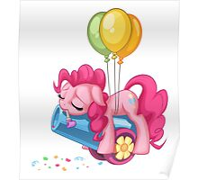 Pinkie Pie Party Pooped Poster
