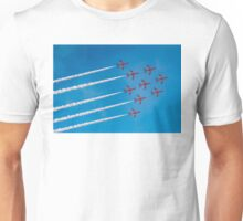 Red Arrows Apollo formation Unisex T-Shirt