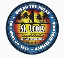 St. Croix Party In Paradise by 3vanjava