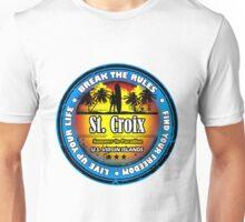 St. Croix Party In Paradise Unisex T-Shirt