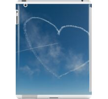 Red Arrows heart and spear iPad Case/Skin