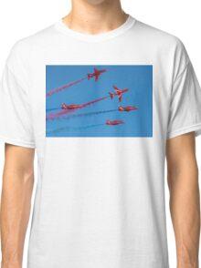 Red Arrows Enid break Classic T-Shirt