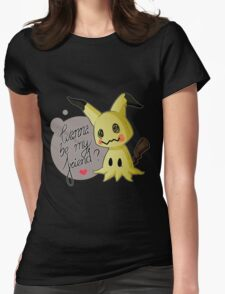 MIMIKYU LOVE Womens Fitted T-Shirt