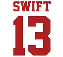 Swift 13 Photographic Print