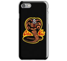 Cobra Kai iPhone Case/Skin