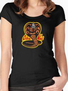 Cobra Kai Women's Fitted Scoop T-Shirt