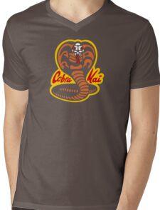 Cobra Kai Mens V-Neck T-Shirt