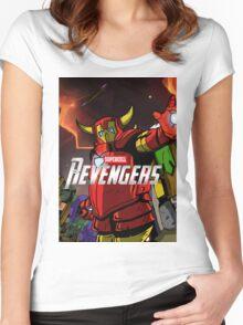 Revengers Women's Fitted Scoop T-Shirt