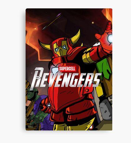 Revengers Canvas Print