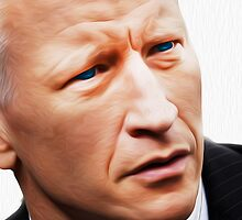 """""""These Eyes are A National Treasure"""" [ Anderson Cooper ] by michaelroman"""