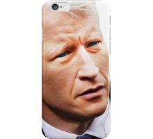 I'm sorry, Cooper, yes [ Anderson Cooper ] iPhone Case/Skin