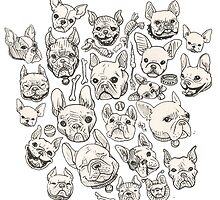FRENCHIE FEVER by Dan Paul  Roberts