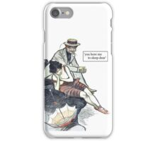 You bore me  iPhone Case/Skin